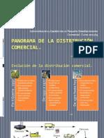 Panorama de la distribución comercial UD4 AGE