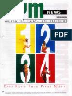 41 /GYM NEWS Novembre 1994