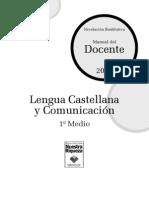 LENGUA CASTELLANA Y COMUNICACION