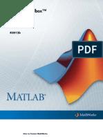 Matlab Datafeed Toolbox Manual