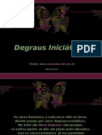 Crystal - Degraus Iniciaticos