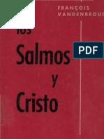 Los Salmos y Cristo - Francois Vandenbroucke (Ediciones Sigueme)