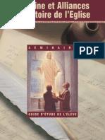 Doctrine et Alliances et Histoire de l'Église