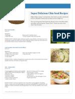Chia Seed Recipe
