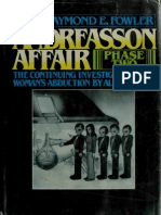 Raymond Fowler - The Andreasson Affair, Phase Two