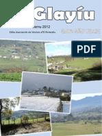 Revista El Glayíu nº 25. Edición iviernu.