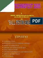 Ball Piston