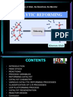 CATALYTIC REFORMING by Khurram