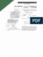 Cannabinoid Receptor Ligands - US2006009528A1