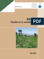 Morocco cannabis survey 2004