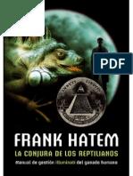 Frank Hatem-La Conjura de Los Reptilianos