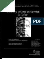 Traquetización y Proyecto autoritario de Nación