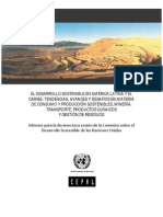 Informe Desarrollo America Latina2010