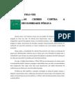 Volume 03 - tÍtulo Viii – Dos Crimes Contra a Incolumidade pÚblica