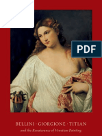 Bellini • Giorgione • Titian