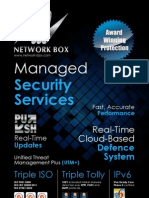 Network Box Focus Newsletter - December 2012