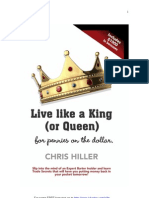 Live Like a King Book