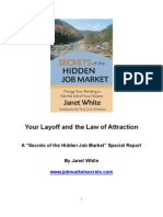 Your Layoff the Law of Attraction