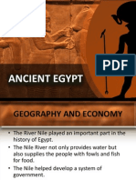 Humanities Ancient Egypt