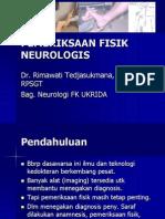 Pemeriksaan Fisik Neurologi Rev