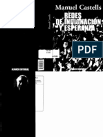 Castells 2012, Redes de indignación y esperanza