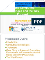 Mobile Computing - Keynote Speech
