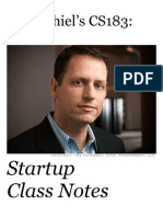Peter Thiel's CS183.pdf