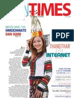 Tahan Times Journal Vol. 1. No. 2, June 6, 2011