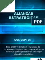 ALIANZAS ESTRATEGICAS (ADQUISICION)