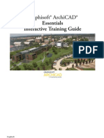 ArchiCAD Essentials ITG E-Guide