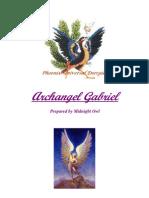 Attuenement to Archangel Gabriel Manual