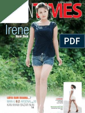Tahan Times Journal Vol  1  No  7, Sep, 2011 | Entertainment