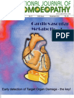 Cardio-Vascular System Study from Various Repertories