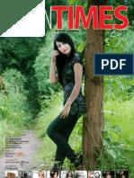 Tahan Times Journal Vol. 1. No. 10, Nov 10, 2011