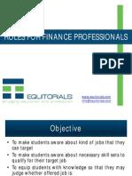 Finance Careers 3