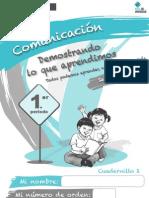 Prueba de comunicación