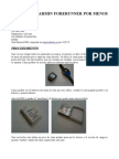 Cambio Bateria Forerunner 305