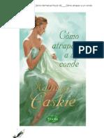Kathryn Caskie-02 Como Atrapar a Un Conde
