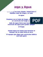 Dinamica_Fuego y Agua