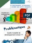 la Les modalités de développement stratégiques