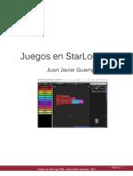 Juegos en Starlogo TNG - Primera parte del libro
