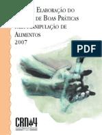 Guia Manual Boas Praticas NUTRIÇÃO