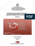 Caderno de analise MENINGITE