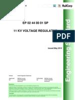 11kV Voltage Regulator