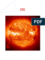 TPE Energie Solaire Photovoltaique