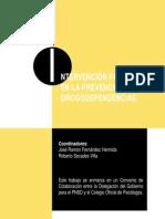 Intervención Familiar en La Prevención de Las Drogodependencias