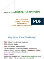 Rural Marketing Introductory
