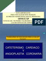 Cateterismo y Angioplastia
