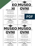 Volante Peque Museo