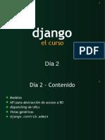Curso Django Dia2